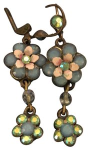 Michal Negrin Michal Negrin Floral Dangle Earrings