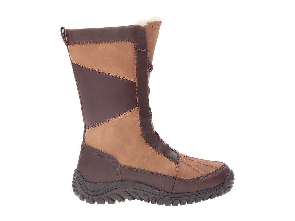 7e5adde44ac UGG Australia Brown Mixon 1013474 Waterproof Snow Boots/Booties Size US 8  Regular (M, B) 40% off retail