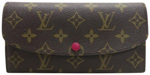 Louis Vuitton Louis Vuitton Monogram Emilie Wallet