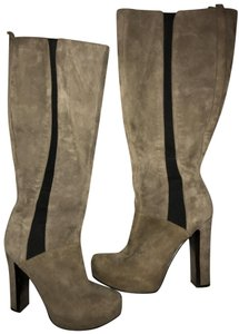 Guess Knee High Suede Fall Boots