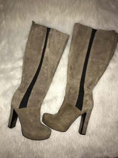 Guess Knee High Suede Fall Boots Image 1