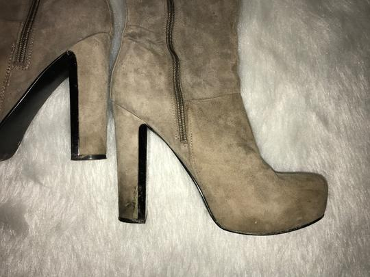 Guess Knee High Suede Fall Boots Image 10