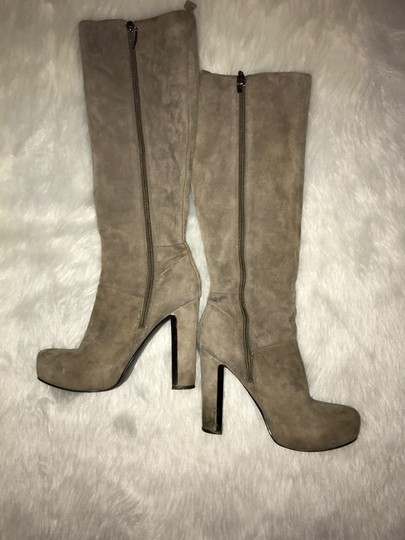 Guess Knee High Suede Fall Boots Image 5