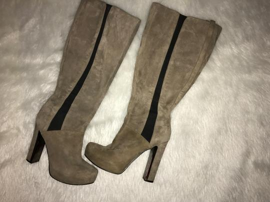 Guess Knee High Suede Fall Boots Image 6