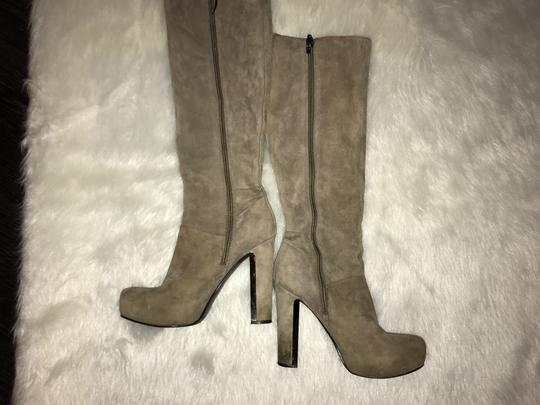 Guess Knee High Suede Fall Boots Image 7