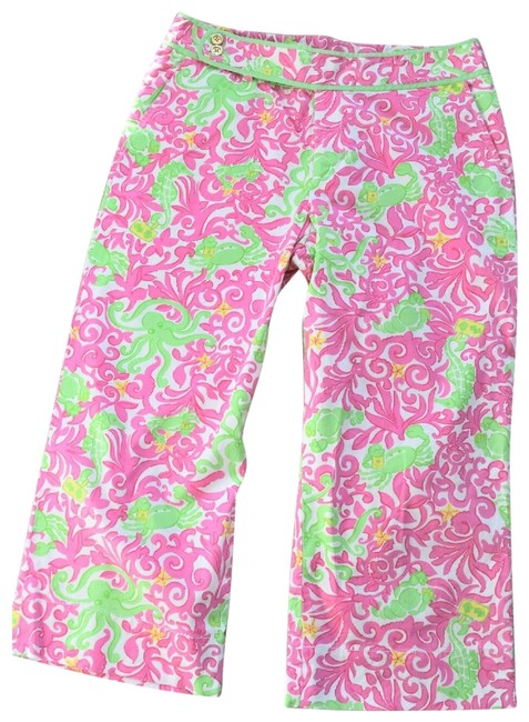Preload https://img-static.tradesy.com/item/22829408/lilly-pulitzer-whitepinkgreen-heading-south-octopuscrab-capris-size-6-s-28-0-1-650-650.jpg