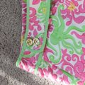 Lilly Pulitzer Capris white/pink/green Image 6
