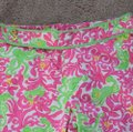 Lilly Pulitzer Capris white/pink/green Image 8