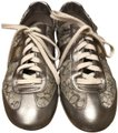 Coach Sneakers Sneaers Silver Athletic Image 0