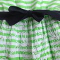 Lilly Pulitzer Green Roswell Resort Striped Fit and Flare Short Casual Dress Size 10 (M) Lilly Pulitzer Green Roswell Resort Striped Fit and Flare Short Casual Dress Size 10 (M) Image 4