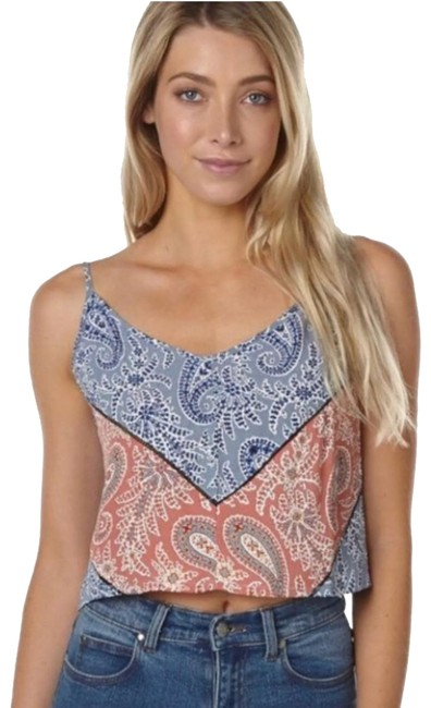 Preload https://img-static.tradesy.com/item/22829811/tigerlily-blue-res-apollonia-tank-topcami-size-4-s-0-1-650-650.jpg