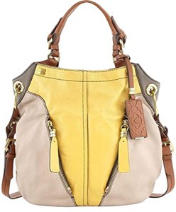 orYANY Hobo Cross Body Color Block Xl Shoulder Bag