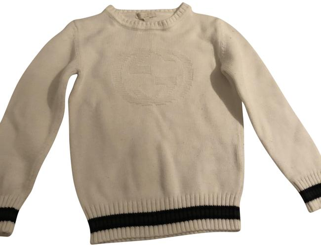 Preload https://item4.tradesy.com/images/gucci-white-baby-sweaterpullover-size-os-one-size-22830263-0-1.jpg?width=400&height=650