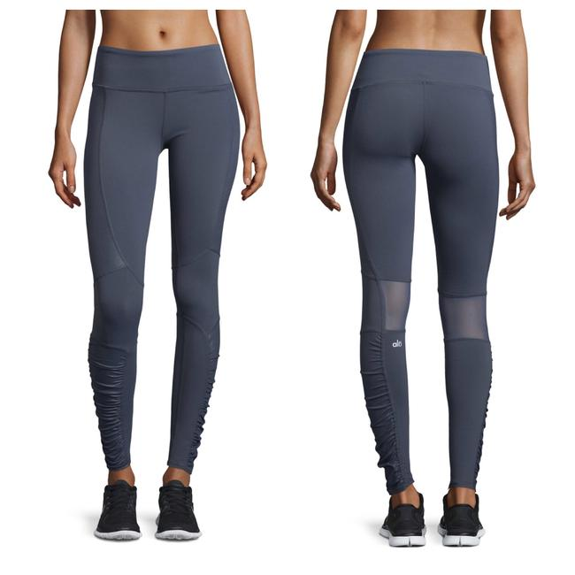 Preload https://img-static.tradesy.com/item/22830269/alo-gray-runway-ruched-paneled-performance-pants-ombre-blueglossy-activewear-leggings-size-4-s-27-0-0-650-650.jpg
