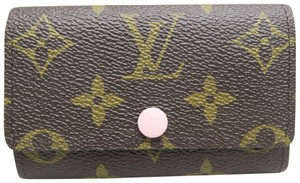 Louis Vuitton Louis Vuitton Monogram 6 Key Holder