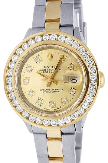 Preload https://img-static.tradesy.com/item/22830754/rolex-two-tone-datejust-18k-steel-26mm-champagne-dial-diamond-30-ct-watch-0-1-540-540.jpg