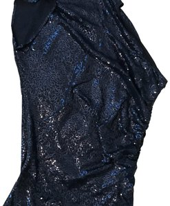 Guess By Marciano Sequin Prom Dress