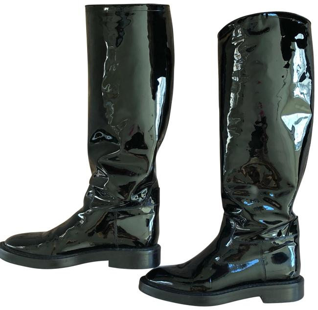 Balenciaga 433201 38 Boots/Booties Size US 8 Wide (C, D) Balenciaga 433201 38 Boots/Booties Size US 8 Wide (C, D) Image 1