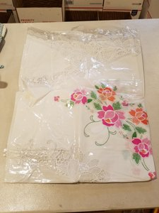 White Tablecloth Home Décor New Homemakers Dining Room Essentials Other