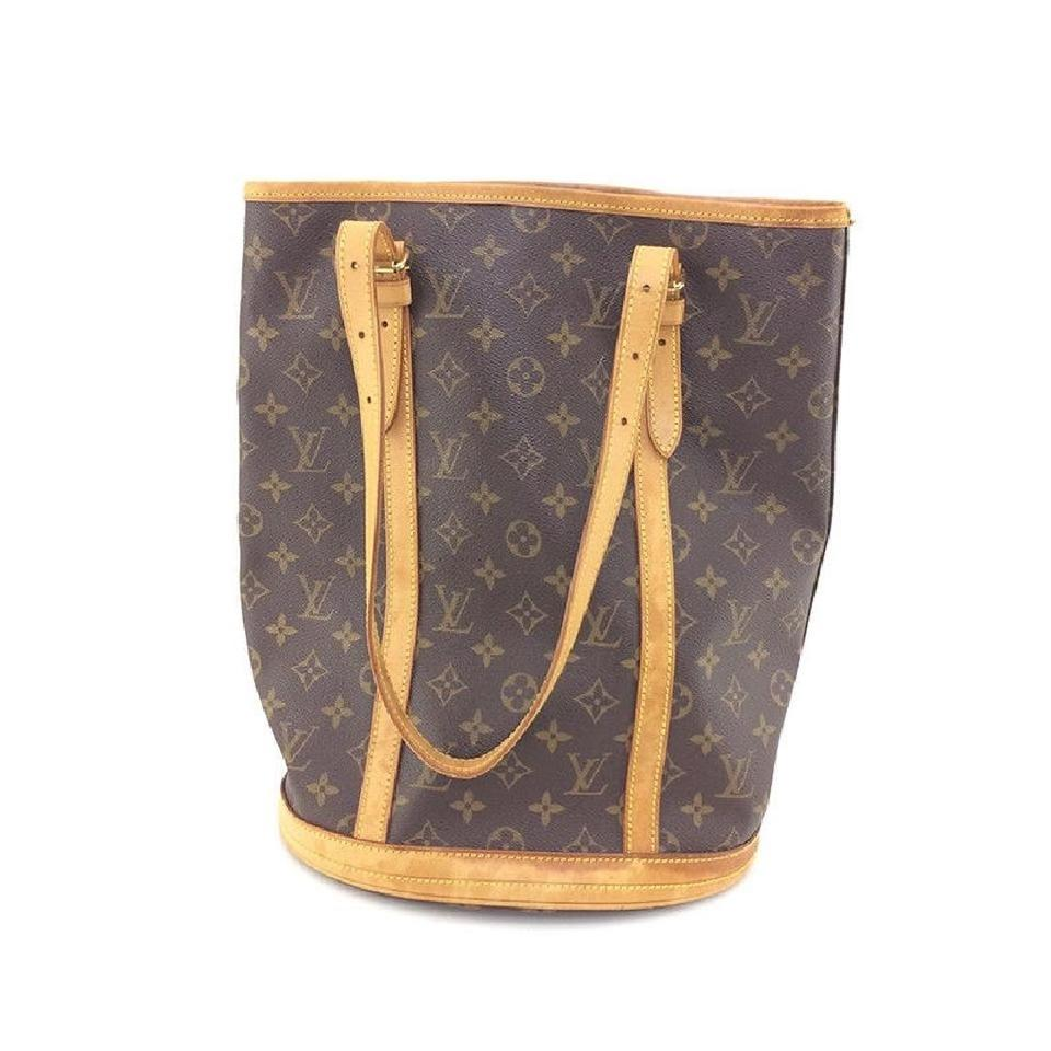 c6a7154bba6f0 Louis Vuitton Bucket Gm Tote - Tradesy