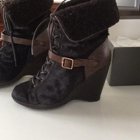 Ugg Collection dark brown Boots Image 1