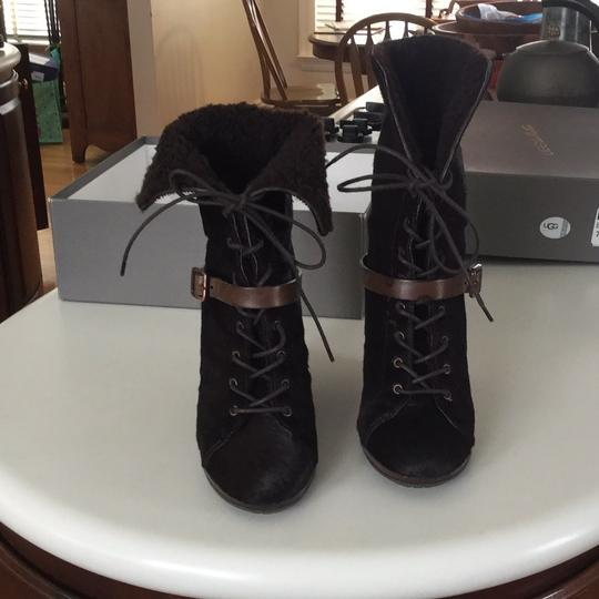 Ugg Collection dark brown Boots Image 3
