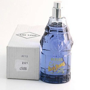Versace VERSUS VERSACE BLUE JEANS FOR MEN-EDT-75 ML- TESTER-ITALY