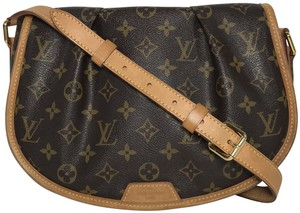 Louis Vuitton Lv Menilmontant Menilmontant Menilmontant Pm Cross Body Bag