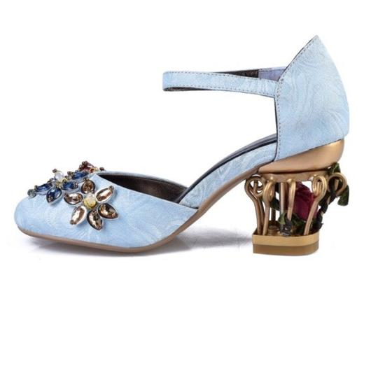 Other Blue Pumps Image 3