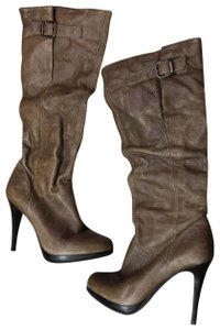 Cathy Jean Light brown Boots