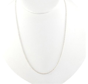 "Ippolita Ippolita Silver Thin Chain Necklace Sterling 16"" 18"" Link .925"