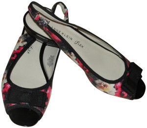 Anne Klein Iflex Multi Color (Floral Print) Sandals