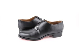 Christian Louboutin * Black Leather Dress Shoes