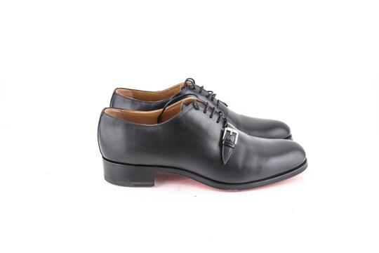 Christian Louboutin * Black Leather Dress Shoes Image 3