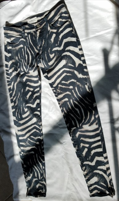 Denim & Supply Ralph Lauren Zebra Skinny Jeans Image 3