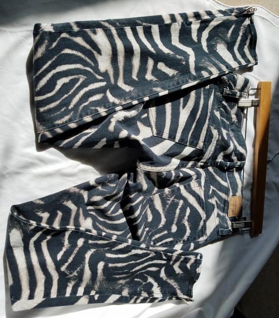 Denim & Supply Ralph Lauren Zebra Skinny Jeans Image 5