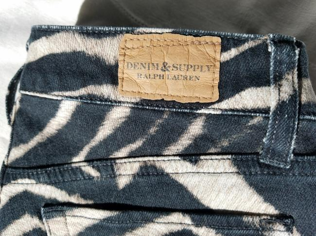 Denim & Supply Ralph Lauren Zebra Skinny Jeans Image 7