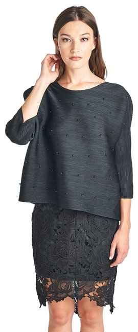 Preload https://img-static.tradesy.com/item/22833779/black-antonia-pleated-dress-with-print-blouse-size-os-one-size-0-3-650-650.jpg
