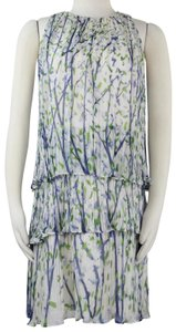 Adam Lippes Boho Bohemian Career Gauze Dress