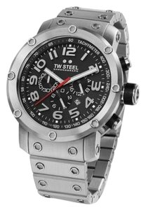 TW STEEL TW STEEL Male Dress Watch TW126 Black Analog