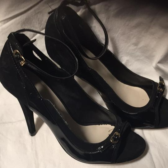 Joey O Black Pumps