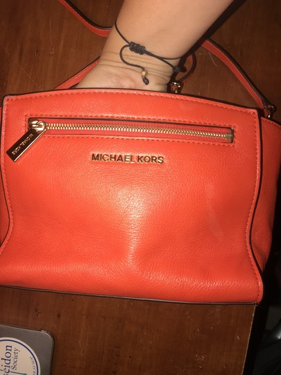 Michael Kors Leather Cross Body Bag Image 3