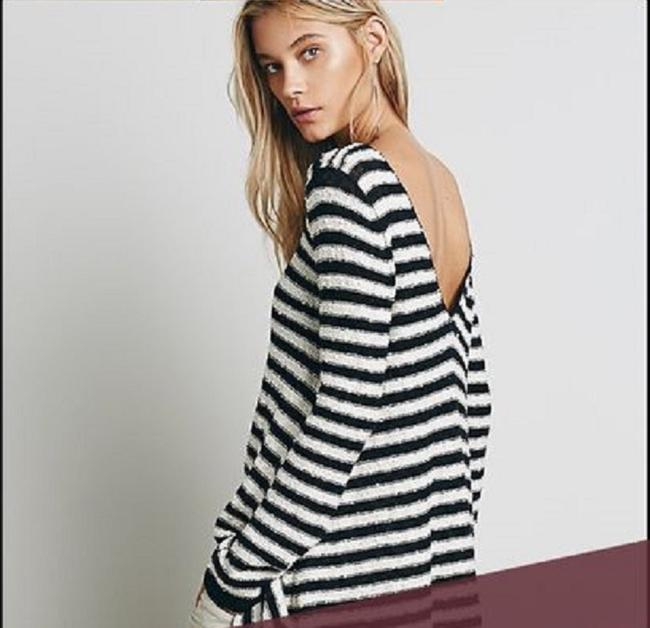 Free People Textured Stripes Tunic Image 1