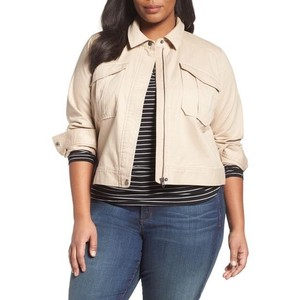 Sejour light khaki Jacket