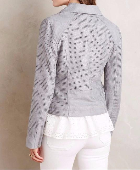 Anthropologie Gray Jacket Image 1