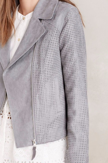Anthropologie Gray Jacket Image 2