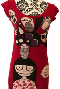 Marc Jacobs short dress Red on Tradesy