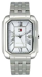 Tommy Hilfiger Tommy Hilfiger Male Dress Watch 1710068 Silver Analog