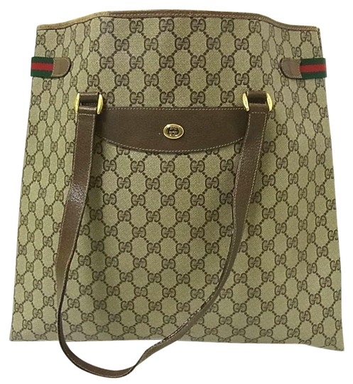 Preload https://img-static.tradesy.com/item/22835191/gucci-vintage-pursesdesigner-purses-leather-and-large-g-logo-print-coated-canvas-in-shades-of-brown-0-2-540-540.jpg
