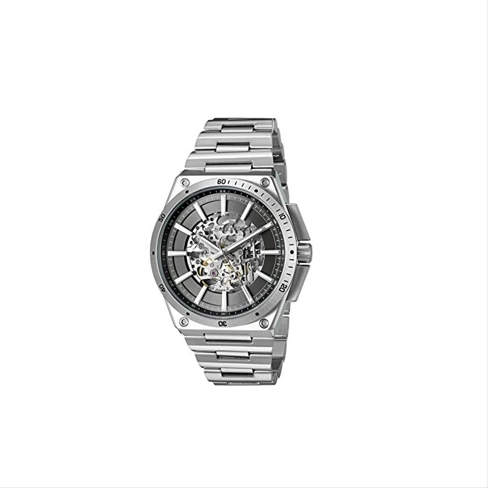 6d27b8770b30 Michael Kors Michael Kors Men s Wilder Stainless Steel Skeleton Watch MK9021  Image 0 ...